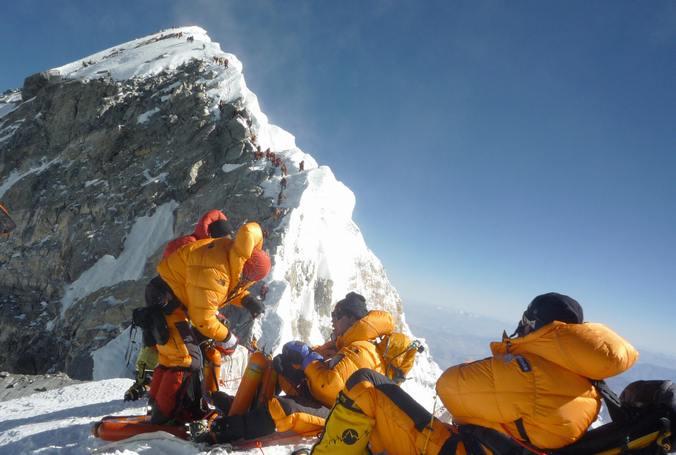 В Непале утеряна связь с группой российских альпинистов