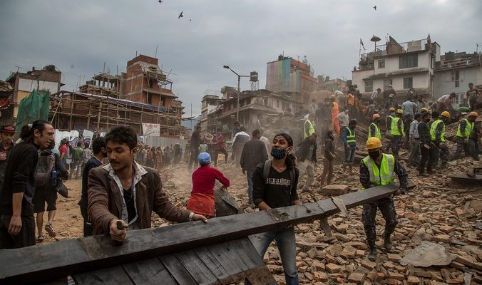 Россия предложила Непалу помощь в ликвидации последствий землетрясения