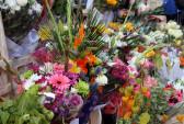 Цветочные букеты. фото: 1zoom.ru
