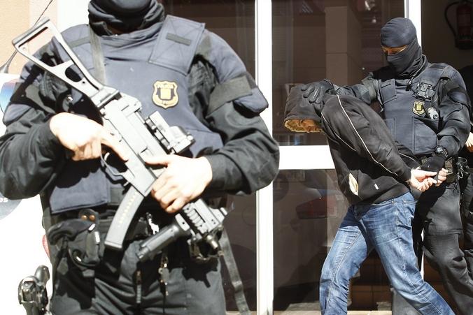 Боевики «Исламского государства». Фото: QUIQUE GARCIA/AFP/Getty Images