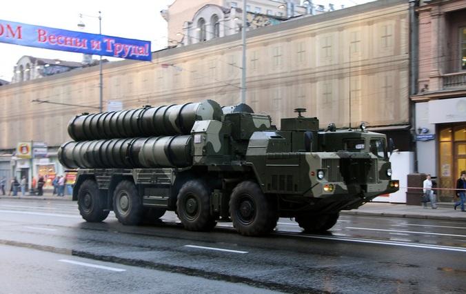 Зенитно-ракетный комплекс С-300. Фото: Vitaly V. Kuzmin/wikipedia.org/CC BY-SA 3.0