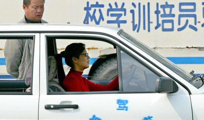 Китай вошёл в пятёрку стран с «поющей» дорогой (видео)