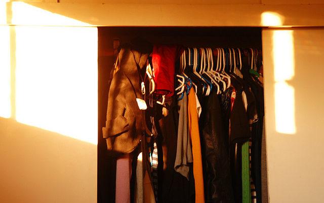 Порядок в шкафу — порядок в жизни. Часть II