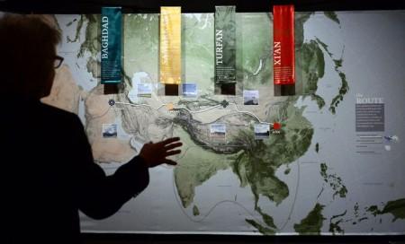 Реализация Экономического пояса Шёлкового пути будет выгоднее, по сути, Китаю, а не России.Фото: FREDERIC J. BROWN/AFP/Getty Images