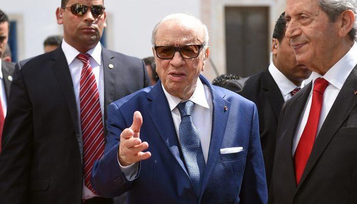 Президент Туниса не гарантирует безопасность населению страны (видео)