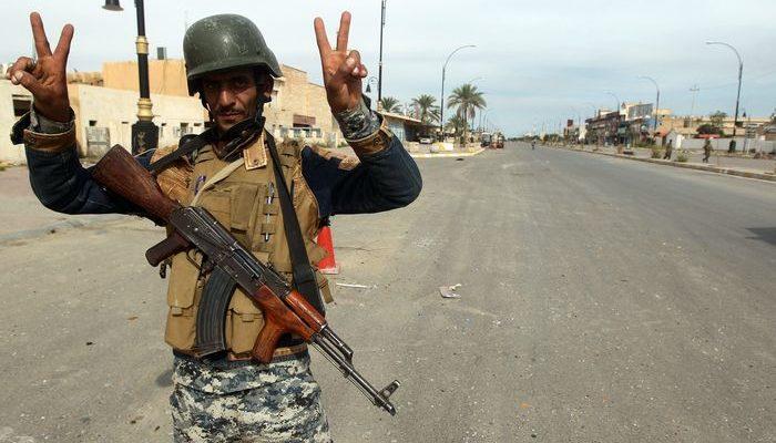 Тикрит отвоевали у ИГИЛ (видео)