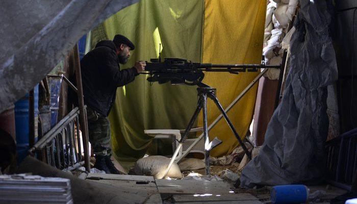 Палестинский лагерь «Ярмук» снова атакован боевиками ИГИЛ (видео)
