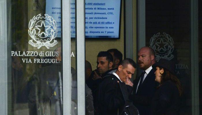 При стрельбе в миланском суде погибли четыре человека