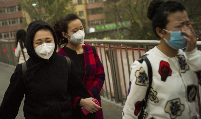 В Китае разразилась сильнейшая за 13 лет песчаная буря