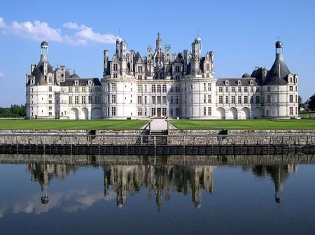 Замок Шамбор во Франции. Фото: wikipedia.org/CC BY-SA 3.0