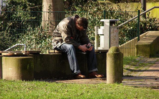Из-за безработицы ежегодно совершается 45 тысяч самоубийств
