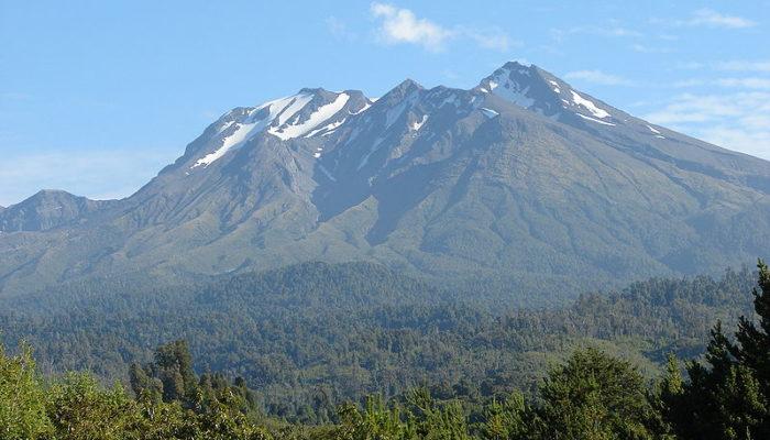 В Чили ожидают новых извержений вулкана Кальбуко