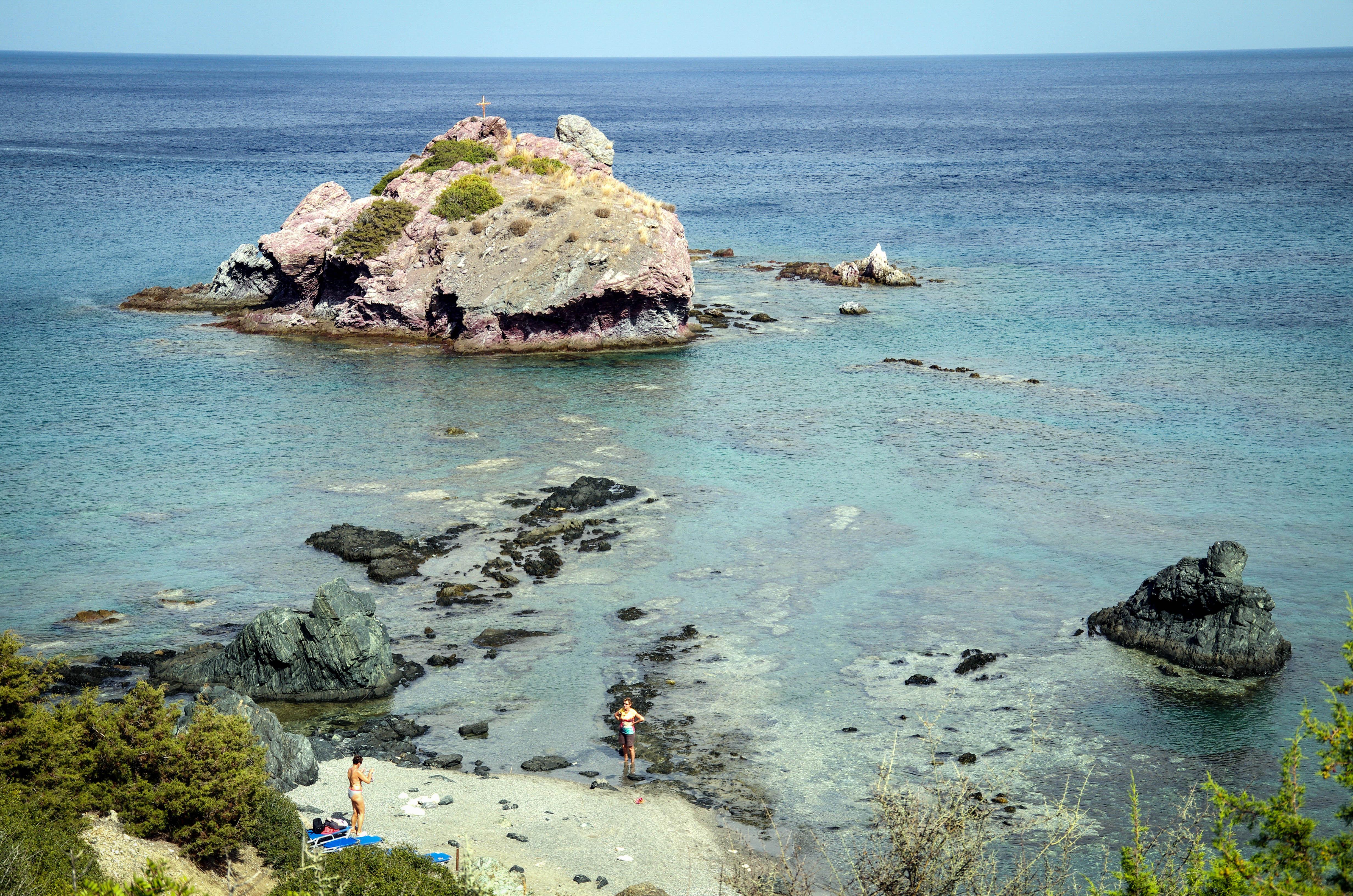 Остров святого Георгия. Фото: Анна Скороходова