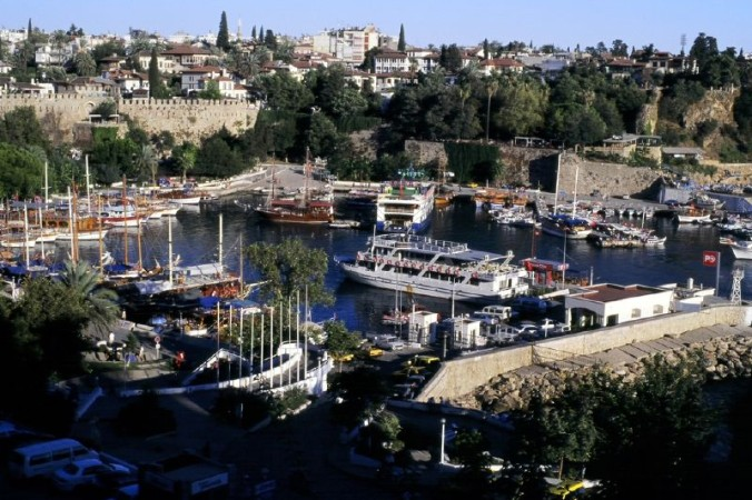 Ежемесячно в Турции отдыхают 25 тысяч российских туристов