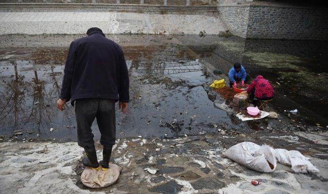 Качество подземных вод в Китае продолжает ухудшаться
