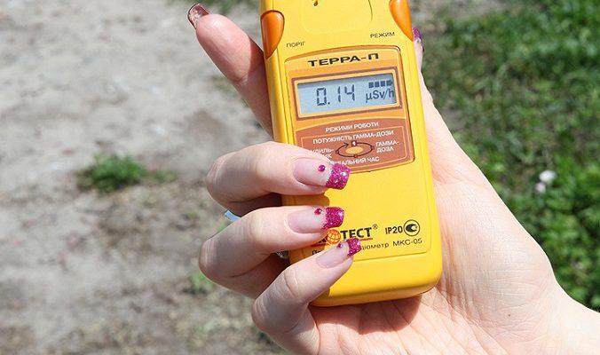 Радиационный фон в районе пожара в зоне отчуждения соответствует норме