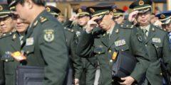 Лидер Китая поменял военачальников в Пекинском гарнизоне