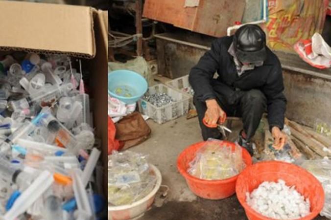 китайский рабочий