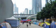 Протесты в Гонконге окончились три месяца назад, но эти парни не ушли