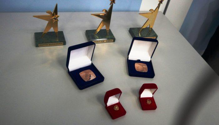 В Москве объявлены лауреаты премии «Глобальная энергия» 2015 года