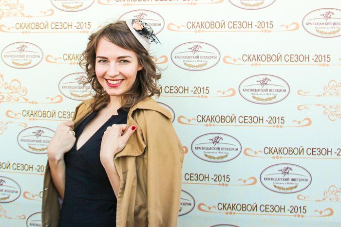 Конкурс «Дамские шляпки» в Краснодаре. Фото сделано во время регистрации. Фото: Александр Трушников