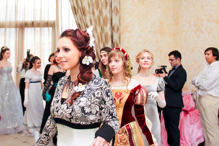 Бал «Русские сезоны» в Краснодаре. Фото: Александр Трушников/Великая Эпоха