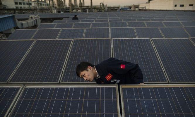 Китай намерен создать в космосе солнечную электростанцию