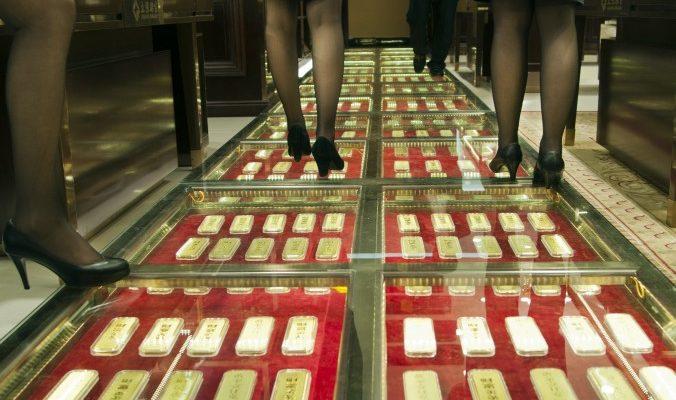 Китай пытается сделать юань валютой МВФ, но скрывает данные о запасах золота