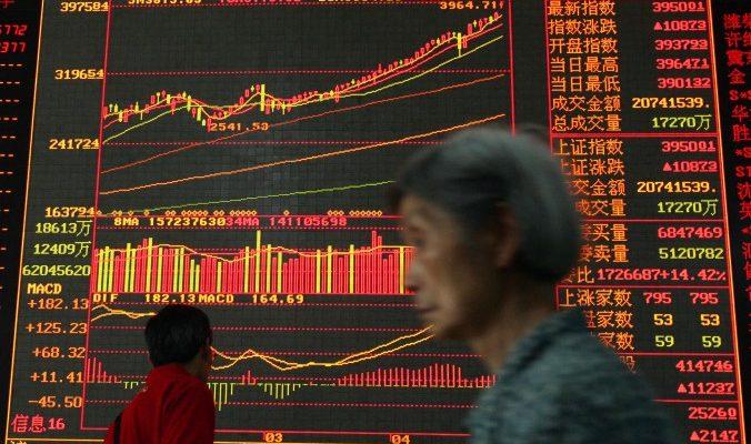Эксперты предупредили о рисках на китайском фондовом рынке