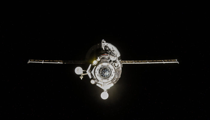 Грузовой корабль «Прогресс М-27М» не смог пристыковаться с МКС (видео)