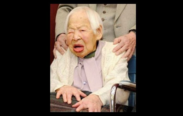 Число японских долгожителей возросло до рекордного уровня
