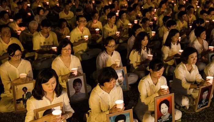 В Китае 84-летнего мужчину приговорили к шести годам за духовные убеждения