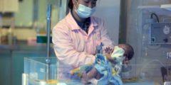 Китайские торговцы детьми прячут беременных женщин на свинофермах