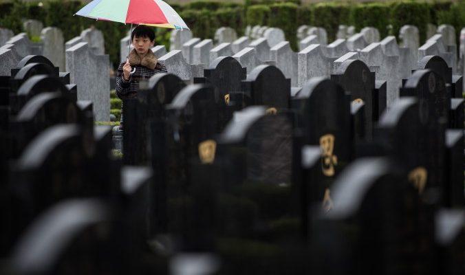 В Китае место на кладбище дороже, чем квартира