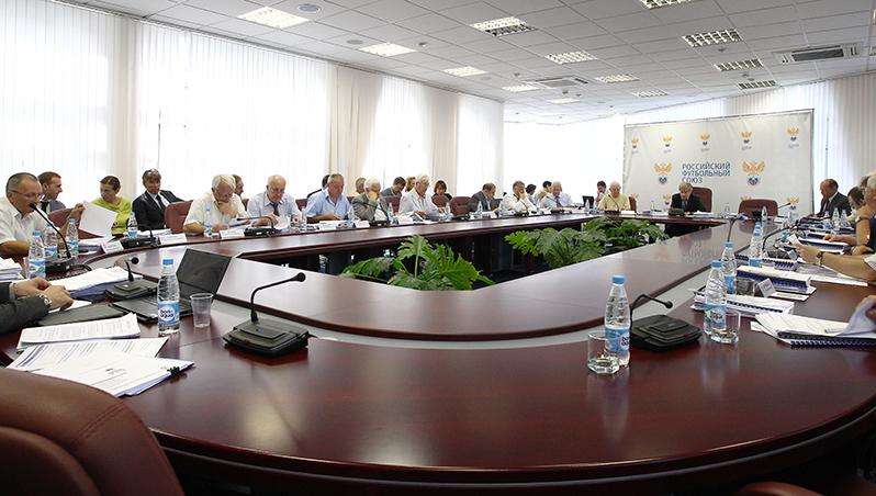 Заседание исполкома РФС. Фото: rfs.ru