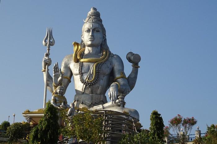 В Индии родившегося с 8 конечностями ребёнка считают воплощением божества