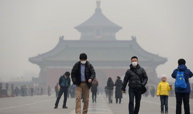 Китаю для борьбы с загрязнением необходимо ежегодно 2 трлн юаней