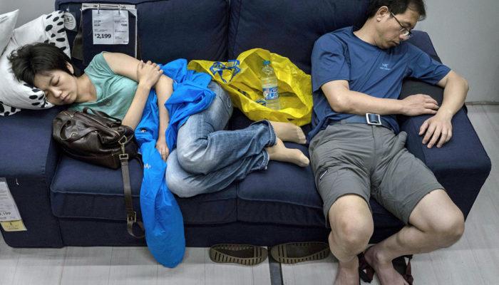 Учёные: бессонница формируется из-за низкого качества сна