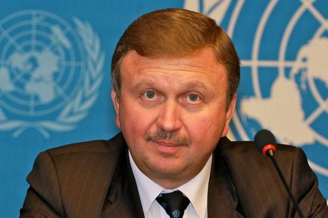 Премьер-министр Республики Беларусь Андрей Кобяков. Фото: Jürg Vollmer/wikipedia.org/CC BY-SA 3.0