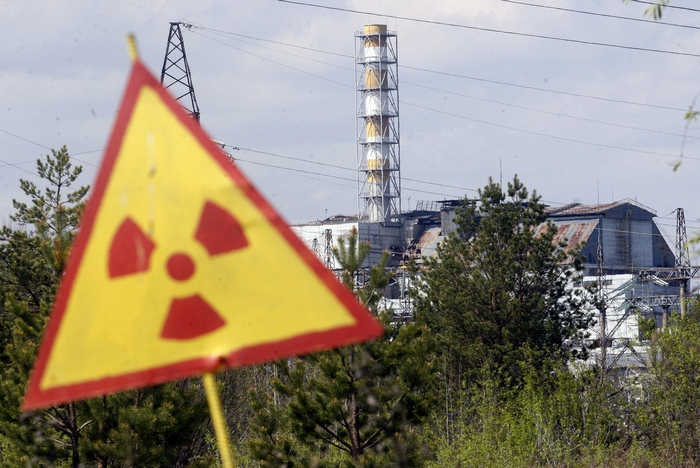 Чернобыльская АЭС. Фото: ANATOLII STEPANOV/AFP/Getty Images