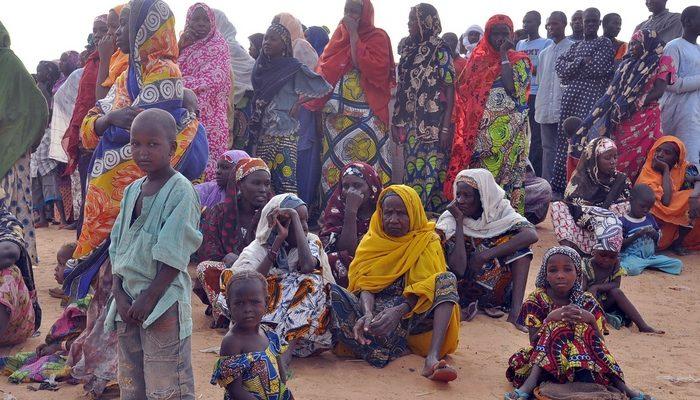 В Нигерии освободили из плена у боевиков «Боко Харам» более 200 женщин с детьми