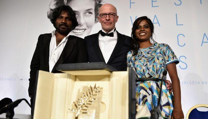 Победителем Каннского фестиваля стал французский кинематографист