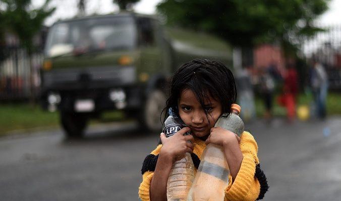 В Непале развернули деятельность работорговцы