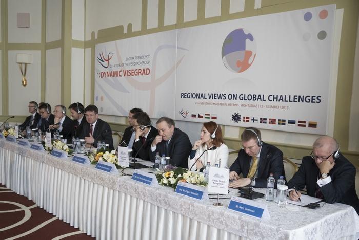 Саммит «Восточное партнёрство» в Риге, 21 мая, 015 год. Фото: JOE KLAMAR/AFP/Getty Images
