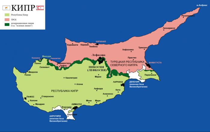 Кипр надеется на выход из рецессии