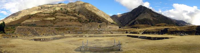 Чавин-де-Уантар, Перу