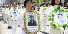 Для медитирующих китайцев апрель был тяжёлым