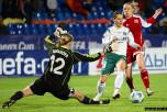 Россия, женская сборная, Франция, футбол