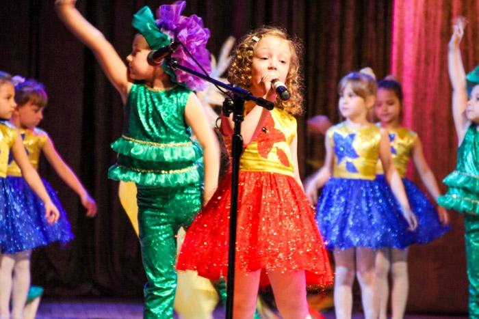 Фестиваль детской песни «Поющие капельки» состоялся в Нижнем Новгороде. Фото: Юлия Карпова