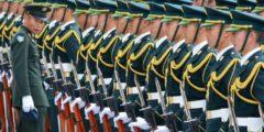 Китай вынудил Японию наращивать военную мощь